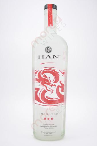 Han Soju Asian Vodka (48 Proof) 750ml