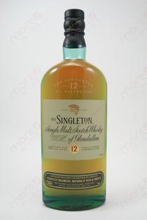 The Singleton 12 Year Old Whiskey 750ml