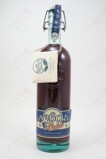 360 Cola Vodka 750ml