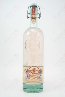 360 Madagascar Vanilla Vodka 750ml