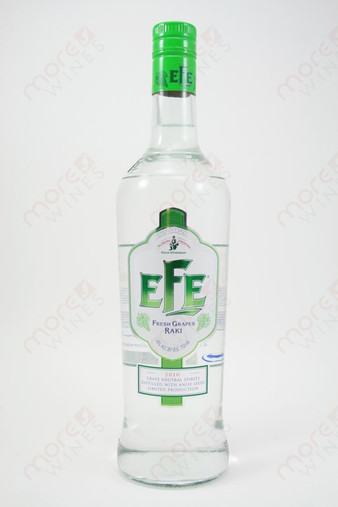 EFE Fresh Grapes Raki 750ml
