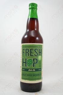 Great Divide Brewing Fresh Hop Pale Ale 22fl oz