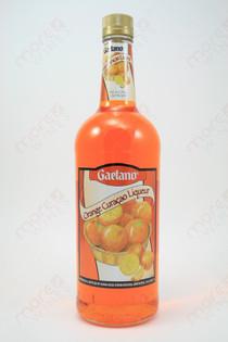 Gaetano Orange Curacao Liqueur 1L