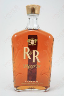 R&R Reserve Whiskey 750ml