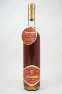 Mocambo 15 Year Old Rum 750ml