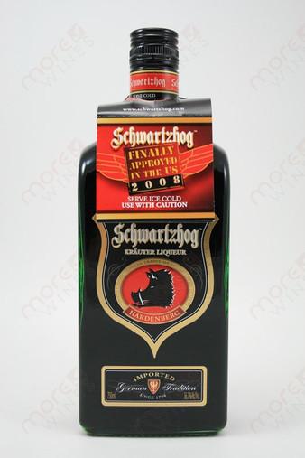 Schwartzhog Krauter Liqueur 750ml