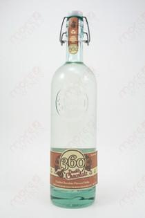 360 Double Chocolate Vodka 750ml