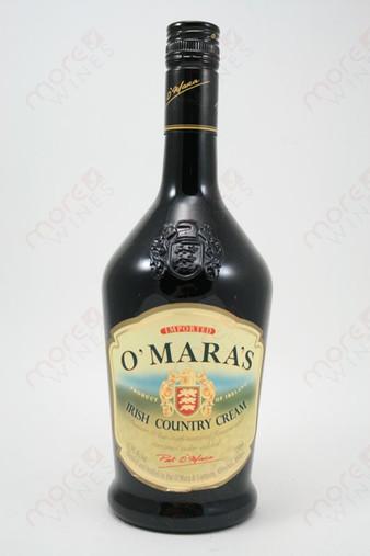 O'Mara's Irish Cream 750ml