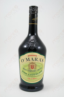 O'Mara's Mint Chocolate Irish Cream 750ml