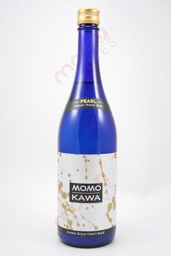 Momokawa Pearl Creamy Nigori Sake 750ml