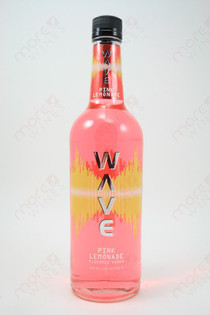 Wave Pink Lemonade Vodka 750ml