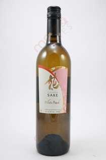 Hana White Peach Sake 750ml