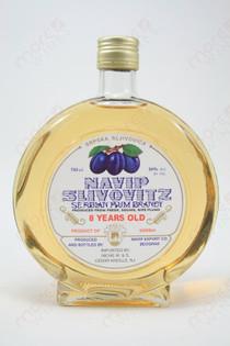 Navip Slivovitz Serbian 8 Year Old Plum Brandy 750ml