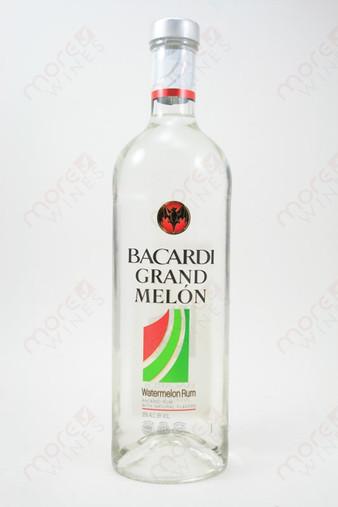 Bacardi Grand Melon 750ml
