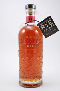 Pendleton 1910 Aged 12 Years Canadian Rye Whiskey 750ml