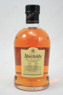 Dewar's Aberfeldy 12 Year Old Whiskey 750ml