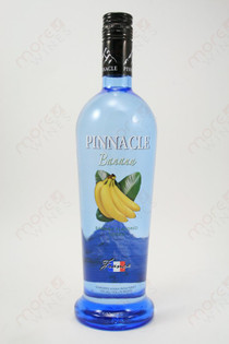 Pinnacle Banana Vodka 750ml