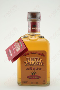 Puerto Vallarta Anejo 750ml