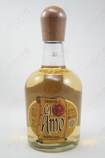 El Amo Tequila Reposado 750ml
