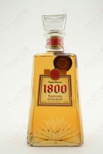 1800 Tequila Reposado 1L