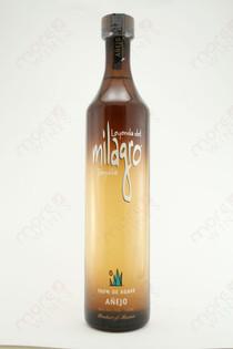 Milagro Tequila Anejo 750ml