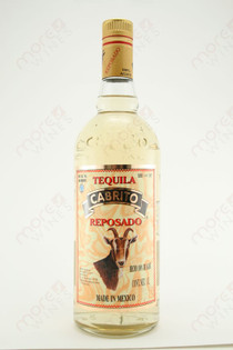 Cabrito Tequila Reposado 1L