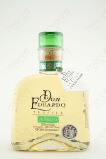 Don Eduardo Tequila Anejo 750ml