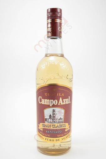 Campo Azul Tequila Reposado 750ml Morewines