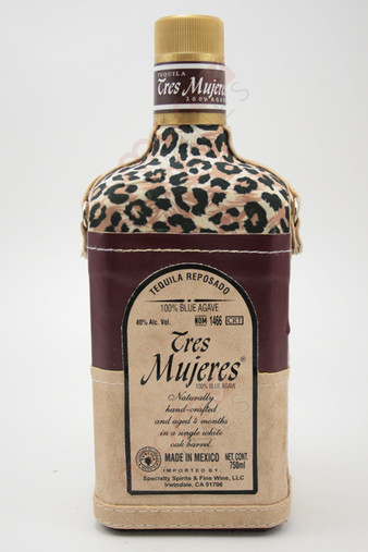 Tres Mujeres Reposado Tequila 750ml