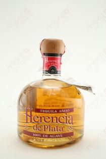 Herencia de Plata Tequila Anejo 750ml