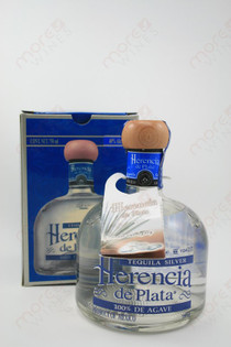 Herencia de Plata Tequila Blanco 750ml