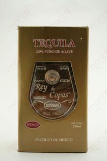 Rey de Copas Tequila Reposado 750ml