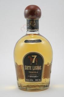 Siete 7 Leguas Tequila Anejo 750ml