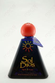 Sol Dios Tequila Anejo 750ml