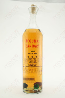 Canicas Tequila Anejo 750ml