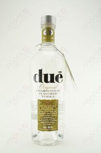 Due Chardonnay Vodka 750ml