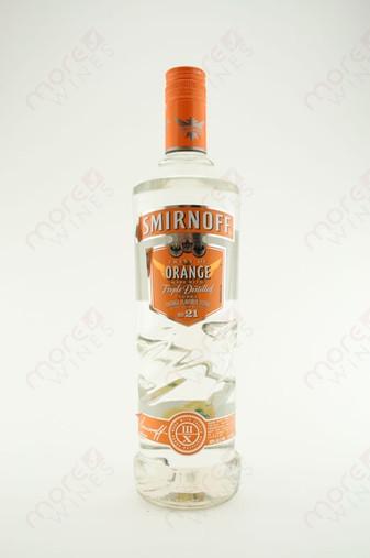 Smirnoff Orange Vodka 750ml
