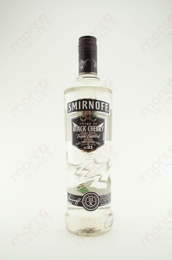 Smirnoff Black Cherry Vodka 750ml