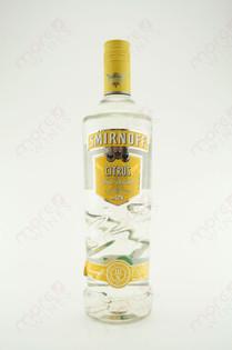 Smirnoff Citrus Vodka 750ml
