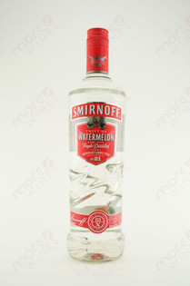 Smirnoff Watermelon Vodka 750ml