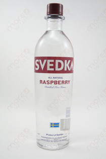 Svedka Raspberry Vodka 750ml