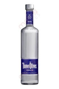 Three Olives Vodka 750ml
