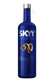 Skyy Infusions Citrus Vodka 750ml