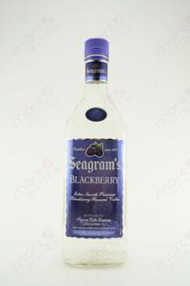 Seagram's Blackberry Vodka 750ml