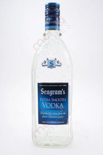 Seagram's Extra Smooth Vodka 750ml