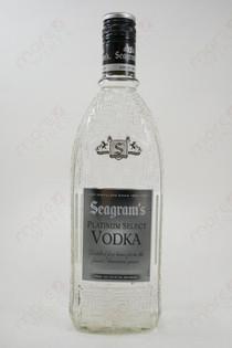 Seagram's Platinum Select Vodka 750ml