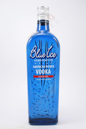 Blue Ice American Potato Vodka 750ml