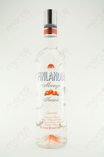 Finlandia Mango Fusion Vodka 750ml