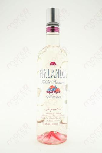 Finlandia Wild Berries Fusion Vodka 750ml