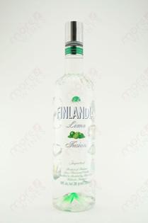 Finlandia Lime Fusion Vodka 750ml